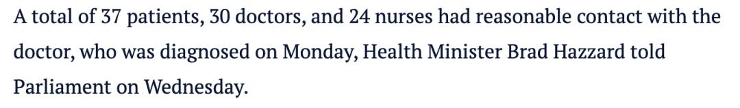 开始蔓延了!病毒通过人传人在全澳扩散!今天4个州出现新病例,社区传染阶段到了。