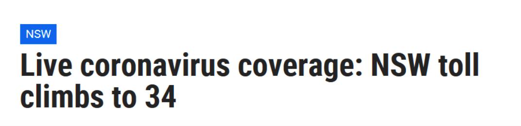 又扩散了!墨尔本一名医生确诊,带病上班密切接触70人!全澳新增8例!全球确诊突破10万...