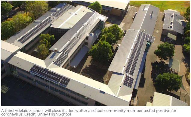 突发!南澳大学取消线下课程!阿德24小时激增10人!两所学校停课!全澳449例确诊!