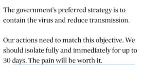 全澳863例!莫里森改口:考虑先封疫情严重区域!锁国措施将持续到10月。