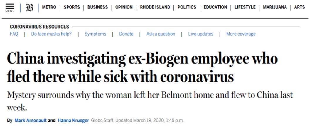 不戴口罩上街的澳籍华女遭驱逐出境,拖家带口黎女士被立案调查。