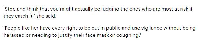 """""""滚回家!""""澳癌症患者戴口罩买药被认为患新冠,在超市停车场遭辱骂!在澳洲戴口罩到底有多难?"""