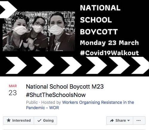 """全澳1051例,工会带头""""所有老师下周一起联名罢课,学校立刻关闭!""""这下莫里森压力大了..."""